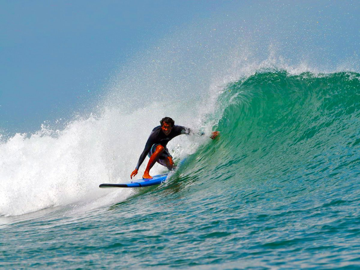 Bali Surfing Course